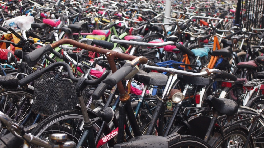 Even More Bicycles